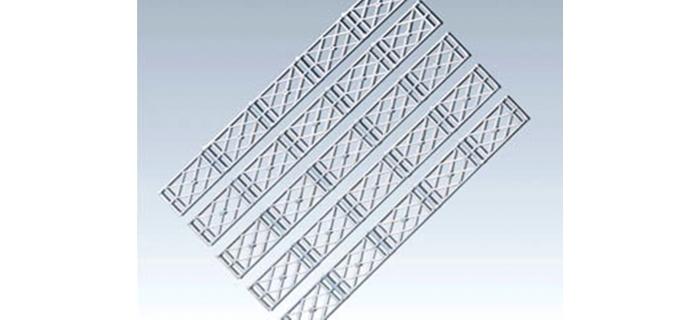 FALLER F180407 - Clôture à croisillons