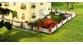 Modélisme ferroviaire : FALLER F180429 - Cloture jardinet