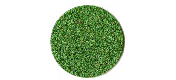 heki 3309 sciure prairie en fleurs, clair