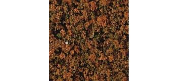Heki 1567 Flocage brun automne