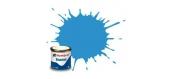 Peintures à maquettes et modélisme ferroviaire  HUMBROL HUM20047 - AA0518 - N°1 Bleu mer