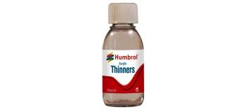 Train électrique : HUMBROL AC7433 - Acrylique diluants bouteille 125ml
