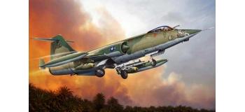 Maquettes : ITALERI I2504 - F-104C Starfighter
