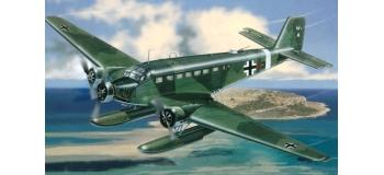 Maquettes : ITALERI I1339 - Avion hydravion Junkers Ju52/3m