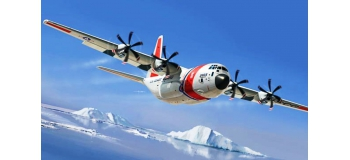ITALERI I1348 - Avion C-130J Hercules US Coast Guard