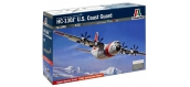 Maquettes : ITALERI I1348 - Avion C-130J Hercules US Coast Guard