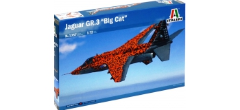 ITALERI I1361 - Jaguar GR.3 Big Cat