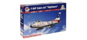 Maquettes : ITALERI I2503 - Avion F-86F Sabre Skyblazers