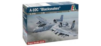 Maquettes : ITALERI I2725 - Avion A-10C