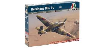 Maquettes : ITALERI I2726 - Avion Hurricane Mk.IIc