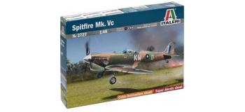 Maquettes : ITALERI I2727 - Avion Spitfire Mk.Vc