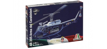 Maquettes : ITALERI I2739 - Bell AB 205