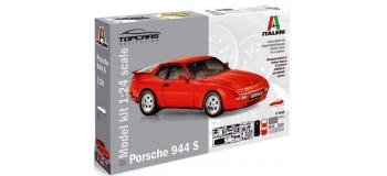 Maquettes : ITALERI I3659 - Porsche 944 S