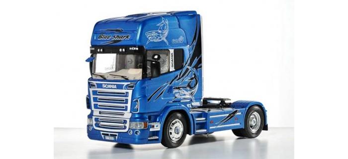 ITALERI I3873 - Tracteur de camion Scania R620 Blue Shark