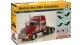 Maquettes : ITALERI I3874 - Cabine de camion Western Star Constellation