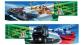 ITALERI I3875 - Semi remorque Scania R620 50 Ans Italeri