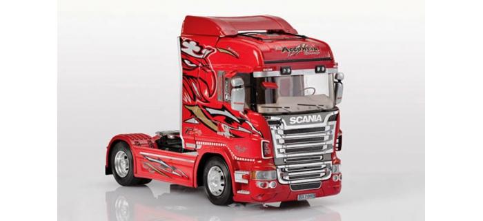 ITALERI I3882 - Camion tracteur Scania R560 V8