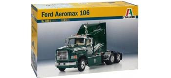 Maquettes : ITALERI I3891 - Camion tracteur Ford Aeromax 106