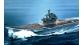 Maquettes : ITALERI I518 - Porte-Avions Amiral Kuznezov