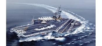 Maquettes : ITALERI I5522 - Porte-avions USS Kitty hawk