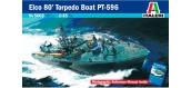 Maquettes : ITALERI I5602 - Vedette rapide ELCO 80 Torpedo Boat