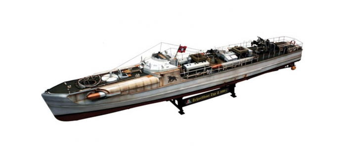 ITALERI I5603 - Bateau Schnellboot S100