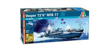 Maquettes : ITALERI I5610 - Bateau MTB 77 Vosper