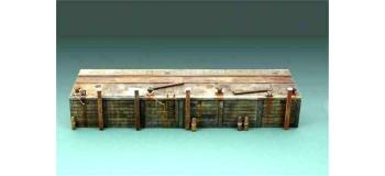 Maquettes : ITALERI I5612 - Quai de port