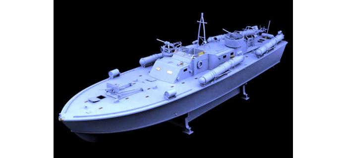 ITALERI I5613 - Bateau MTB PT-109 J. F. Kennedy