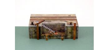 Maquettes : ITALERI I5615 - Quai de port avec escalier