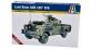 Maquettes : ITALERI I6353 - Land Rover LWB 109 FFR