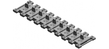 ITALERI I6515 - Chenilles de M109