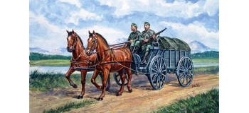 ITALERI I6517 - hf.2 Schweres Heeresfeldwagen