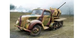 ITALERI I6519 - Half-track Kfz.3b Maultier FlaK 38