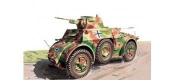Maquettes : ITALERI I6605 - Autoblindé AB41