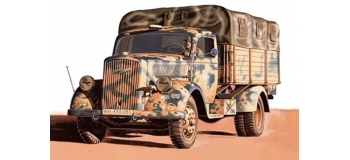 Maquettes : ITALERI I6606 - Camion militaire Kfz.305 3t