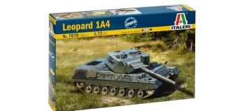 Maquettes : ITALERI I7070 - Char Léopard 1 A3/A4