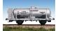 ITALERI I8706 -Wagon Citerne avec Guérite