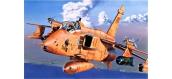 Maquettes : ITALERI I067 - Jaguar GR. Mk.1