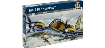 Maquettes : ITALERI I074 - Messerschmitt Me410 Hornisse