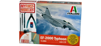 Maquettes :  ITALERI I12001 - EF-2000 Typhoon