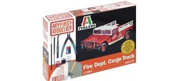 Maquettes : ITALERI I12004 - Hummer Pompiers