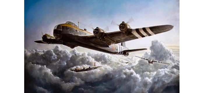 ITALERI I1361 - ITALERI I1361 - Short Stirling Mk.IV