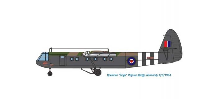 ITALERI I356 - A.51 Horsa Mk.I/II