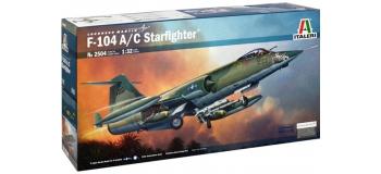 ITALERI I2504 - F-104C Starfighter