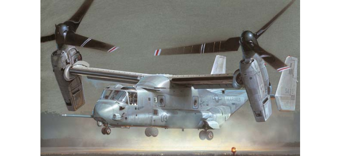 ITALERI I2622 - V-22 Osprey