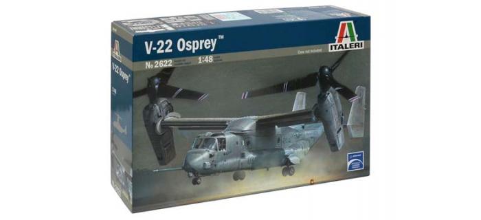Maquettes : ITALERI I2622 - V-22 Osprey