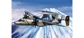 Maquettes : ITALERI I2687 - E-2C Hawkeye
