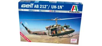 Maquettes : ITALERI I2692 - AB 212 /UH-1N