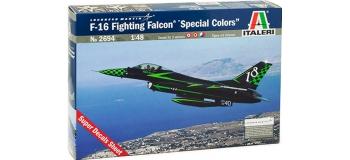 Maquettes : ITALERI I2694 - F-16A ADV décos spéciales